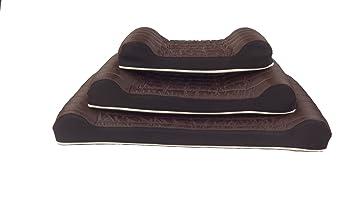 Perros cama Caseta cojín colchón Memory ortopédico Celliant resistat Lusso italiano – Medium