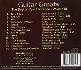 Guitar Greats: The Best Of New Flamenco, Volume III