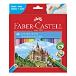 Lápis de Cor Ecolápis 48 Cores, Faber-Castell