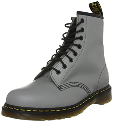 Dr. Martens 1460 Milled Smooth 8 Eye - Stivali Uomo 7547b568be5