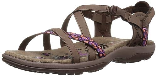 4a40e616ffc5 Skechers Womens Reggae Slim Vacay Flat Sandal  Amazon.ca  Shoes ...