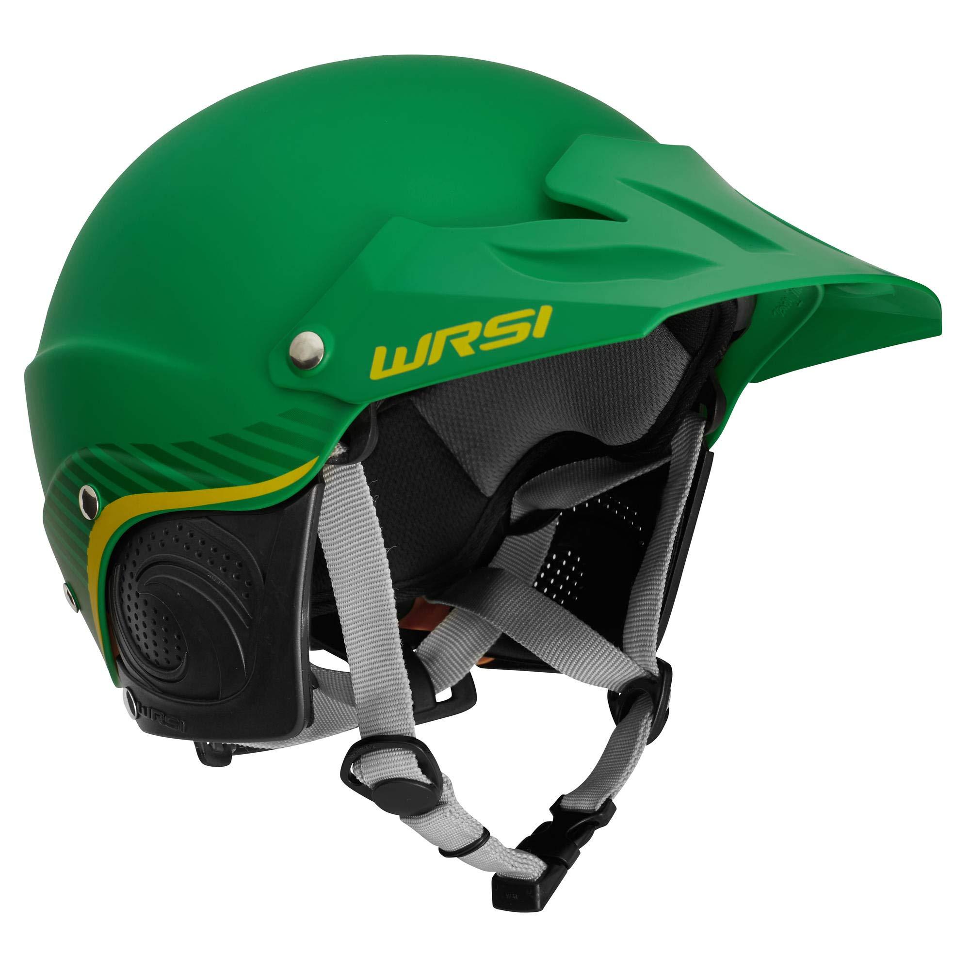 NRS WRSI Current Pro Helmet, Shamrock - Medium/Large by NRS