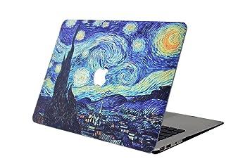 Funda MacBook Air 13 ,L2W MacBook Air 13 Pulgadas Plástico Hard Shell dura de con Protector Case para MacBook Air 13