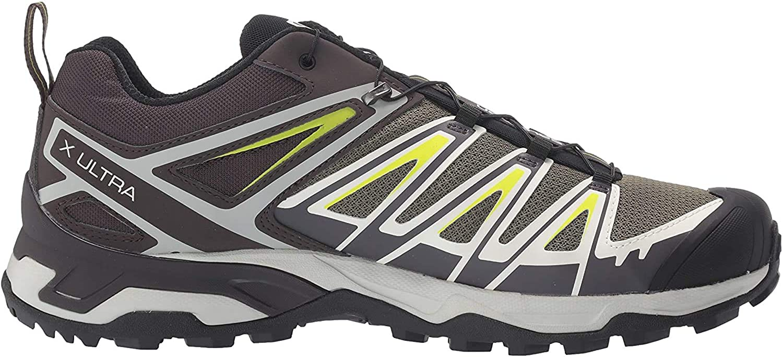 Salomon Men s X Ultra 3 Hiking Shoes