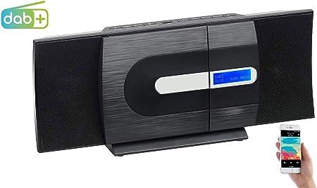 Auvisio Vertical System Dab Vertical Design Stereo Elektronik