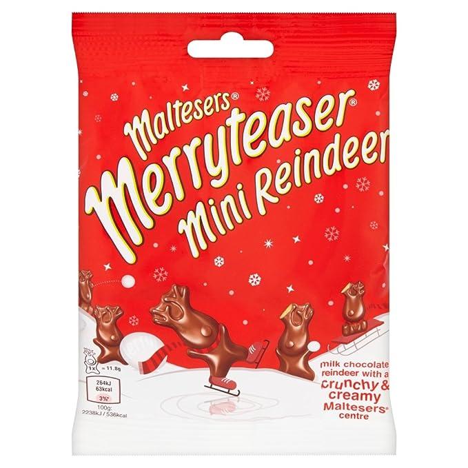 Maltesers - Merryteaser Mini Reindeers - 59g