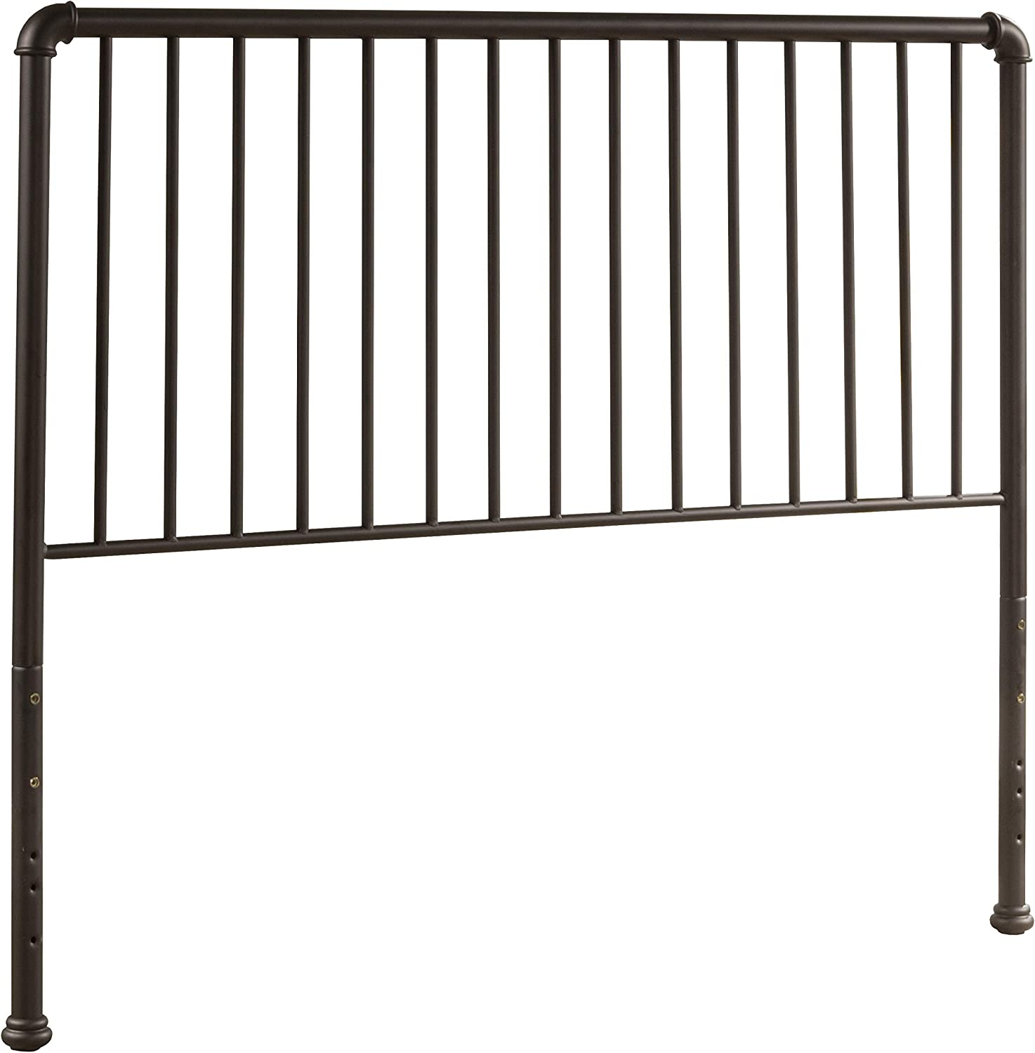 Hillsdale Furniture Hillsdale Brandi, Oiled Bronze, Frame Not Included Queen Headboard
