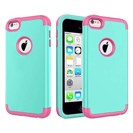 Amazon.com: Funda 5C, funda iPhone 5c. J.west - Carcasa ...