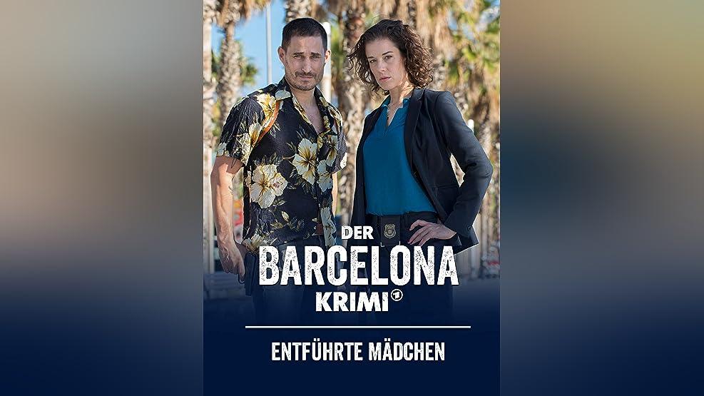 Der Barcelona-Krimi: Entführte Mädchen