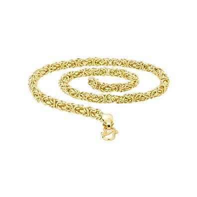 e3f5905b494bd2 Voylla Gold Plated Chain for Men (8907617442228)  Amazon.in  Jewellery