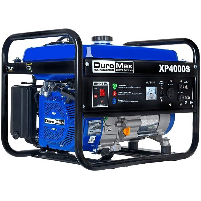 Best Generators for RV : DuroMax XP4000S