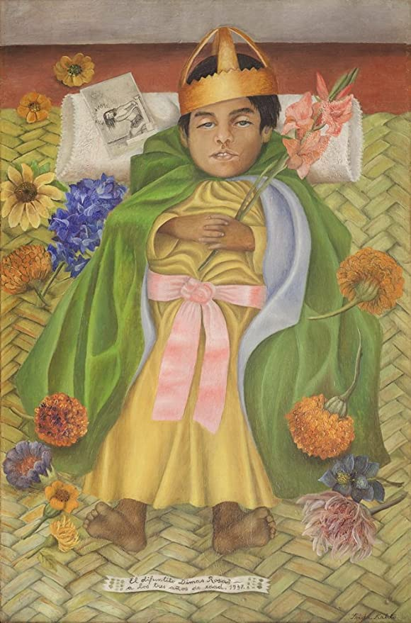Kahlo de Rivera Appearance Can Be Deceiving Giclee Canvas Print Paintings Poster
