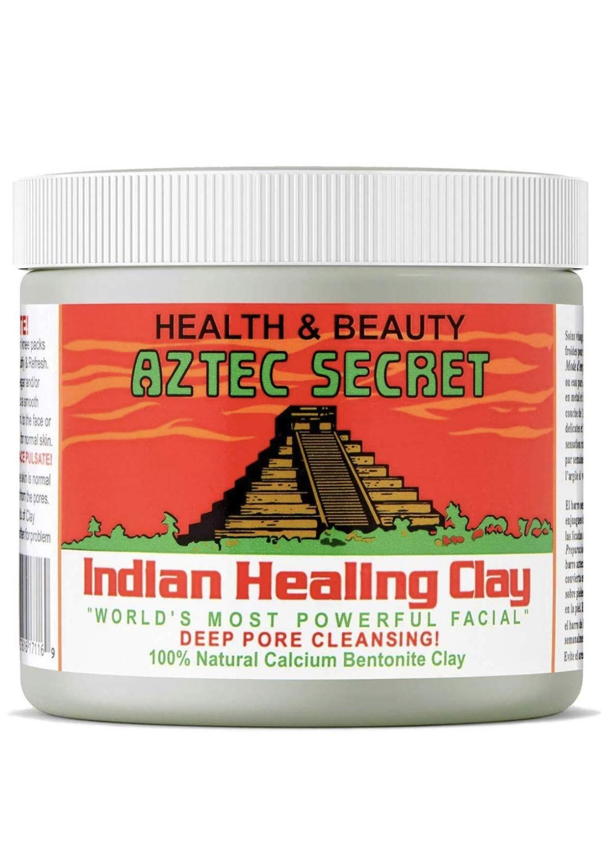 Indian Healing Clay Aztec Secret 1 lbs Clay