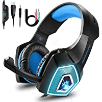 Cocoda Cascos Gaming para PS4 Nintendo Switch Xbox