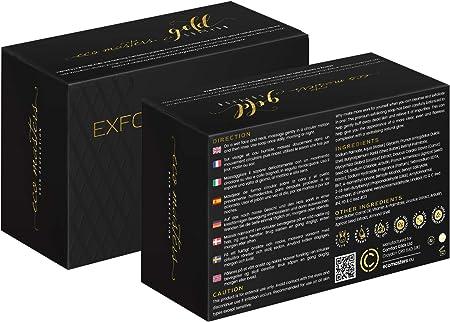 Jabón Exfoliante Para Aclarar, Blanquear, e Iluminar La Piel, Eco Masters – Limpieza Facial - Efecto Hidratante y Calmante - Sin Parabenos - Se deshace de las impurezas y manchas - Pack de 2-200g
