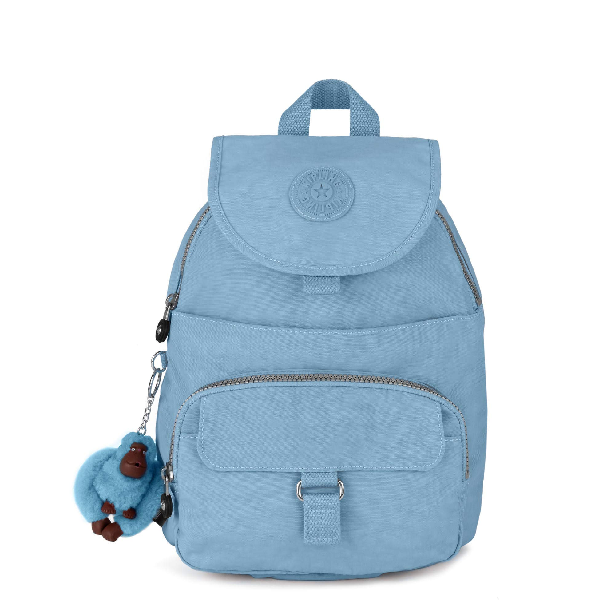 Kipling Queenie Small Backpack One Size Blue Beam