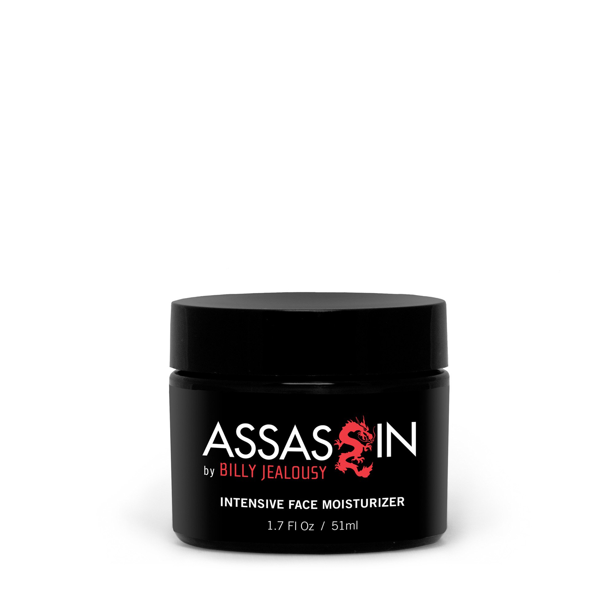 Billy Jealousy Assassin Intensive Face Moisturizer, 1.7 fl. oz.