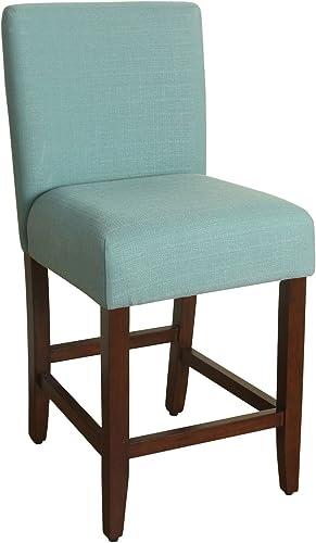 MOOSENG Upholstered Counter Height Barstool