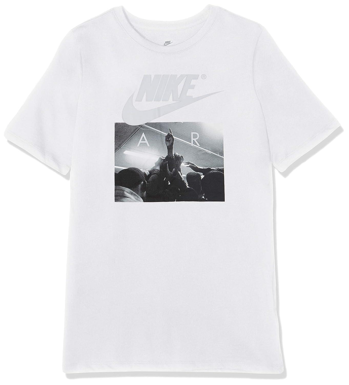 Nike Air Huddle, T-Shirt Bambino NIKFI|#Nike