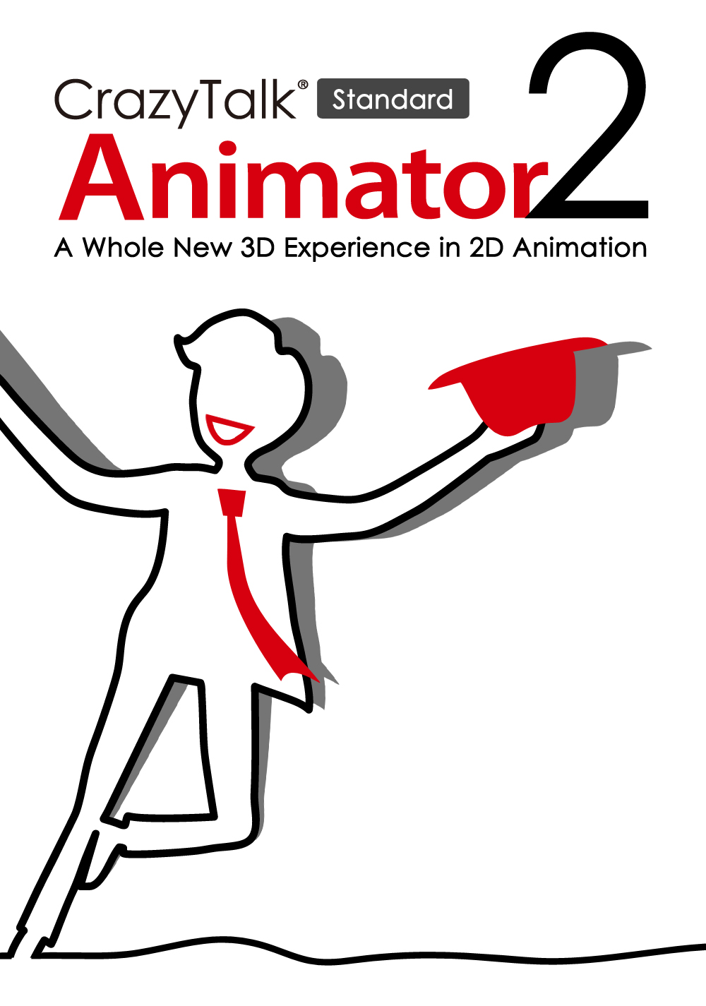 CrazyTalk Animator 2 Standard [Download] by Reallusion