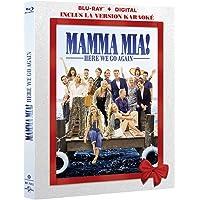 Mamma Mia! Here We Go Again [Blu-ray + Digital]