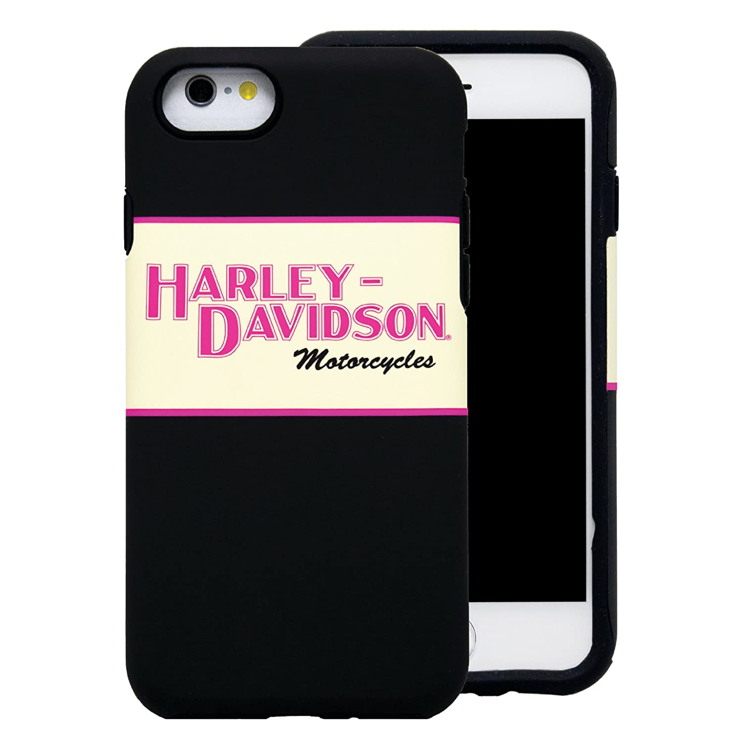 amazon com harley davidson retro pink and tan protective cover fits