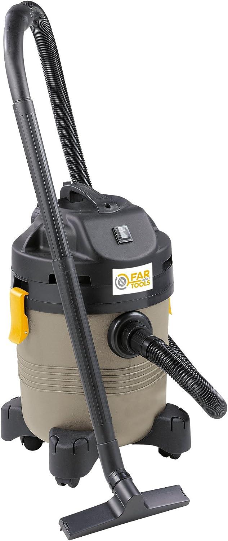 Fartools One NET-UP20A Aspirador líquidos y sólidos Potencia 1250 ...