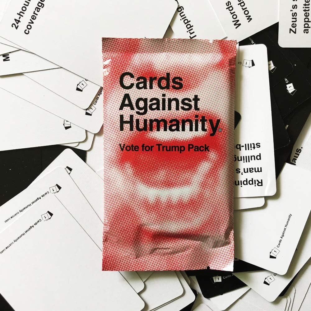 Cards Against Humαnity Original 16 - Juego de accesorios de ...