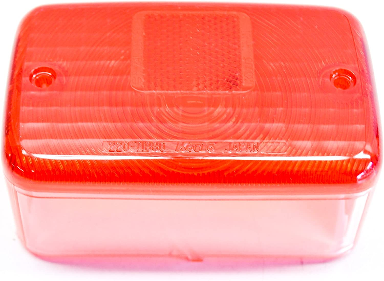 SPI Taillight Lens for Yamaha ATV/'s Replaces OEM # 21V-84721-00-00