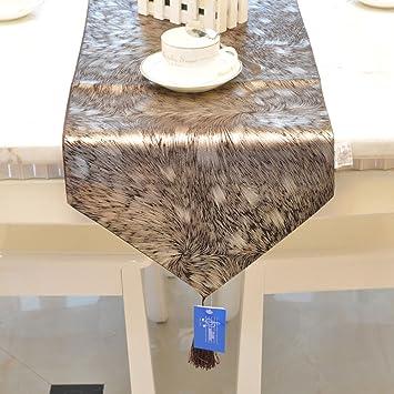 Camino de mesa de lujo Pan para diario decoración para el hogar ...