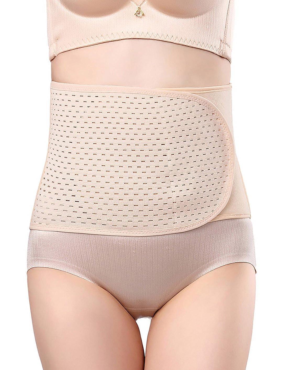 Frauen Abnehmen Korsett Taille Trainer Cincher G/ürtel Body Shaper Postpartale Bauchband Unterbrust