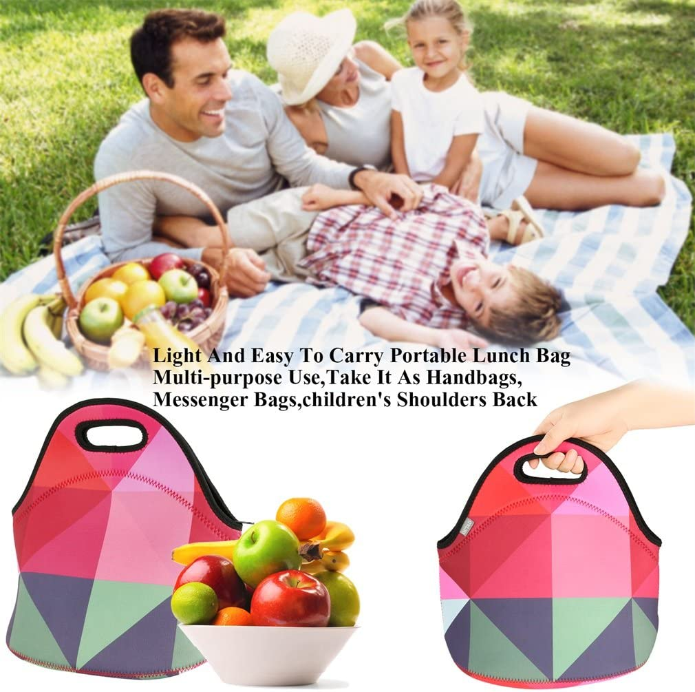 OUTAD Bolsa para llevar comidas almuerzo