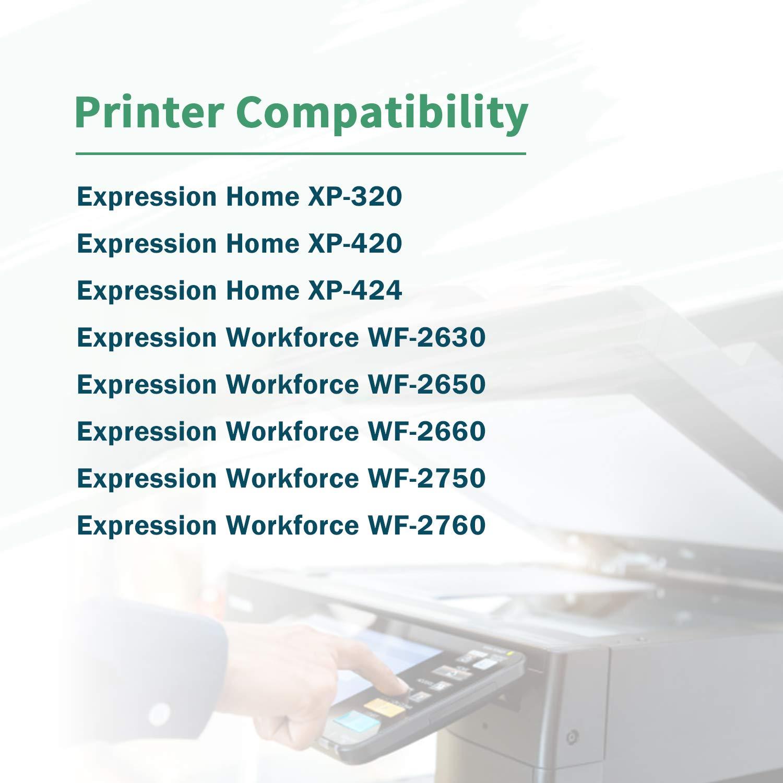 Amazon.com: ZIPRINT - Cartucho de tinta de repuesto para ...