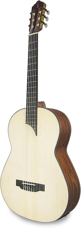 APC 8S MX PK Bass -Guitarra clásica con Boca Lateral para Cuerdas ...