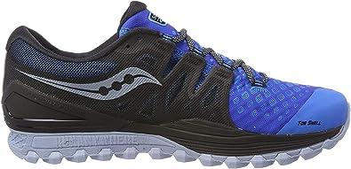 Saucony Xodus ISO 2, Zapatillas de Deporte para Hombre, Azul ...