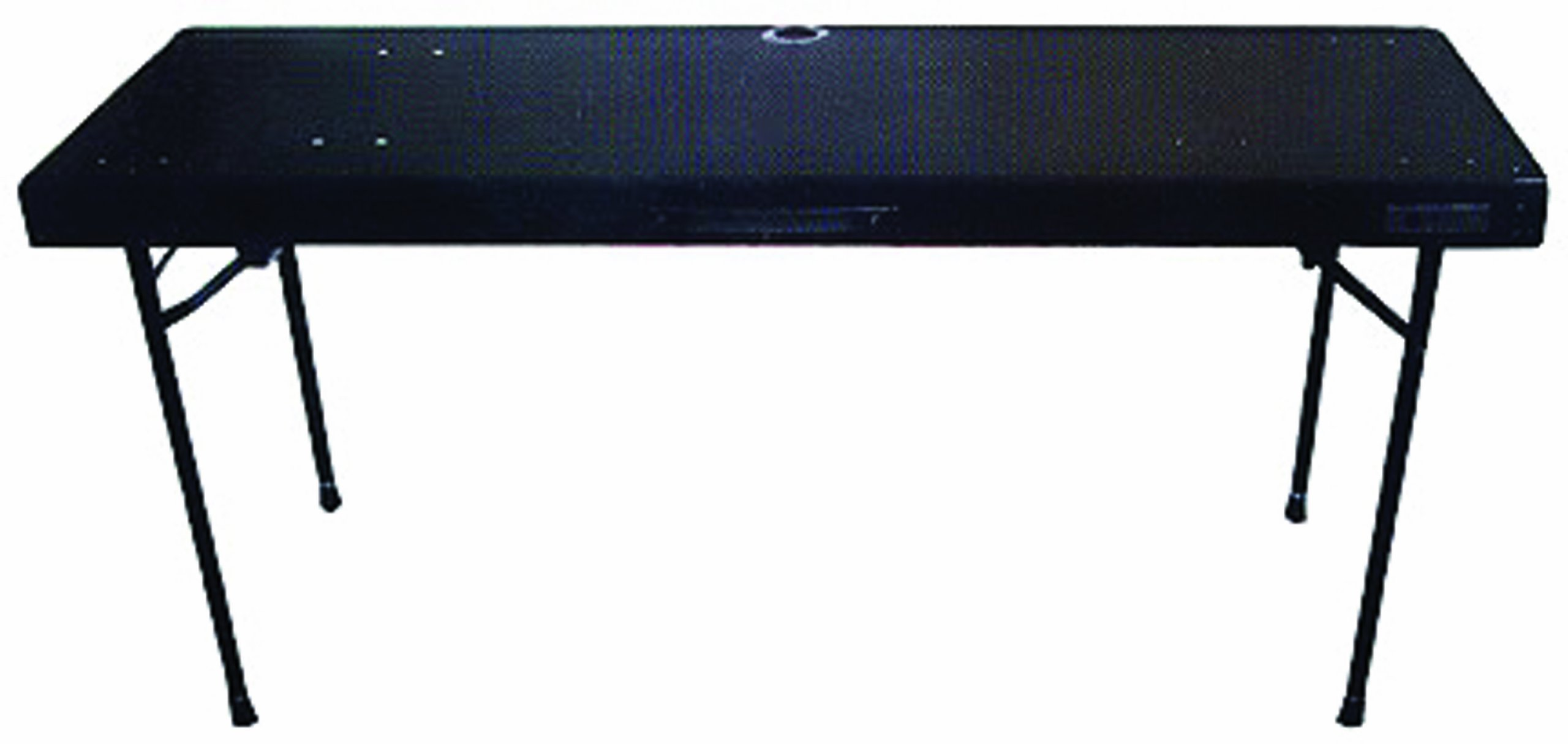 Odyssey CTBC2060 Carpeted Folding Dj Table With Adjustable Leg System