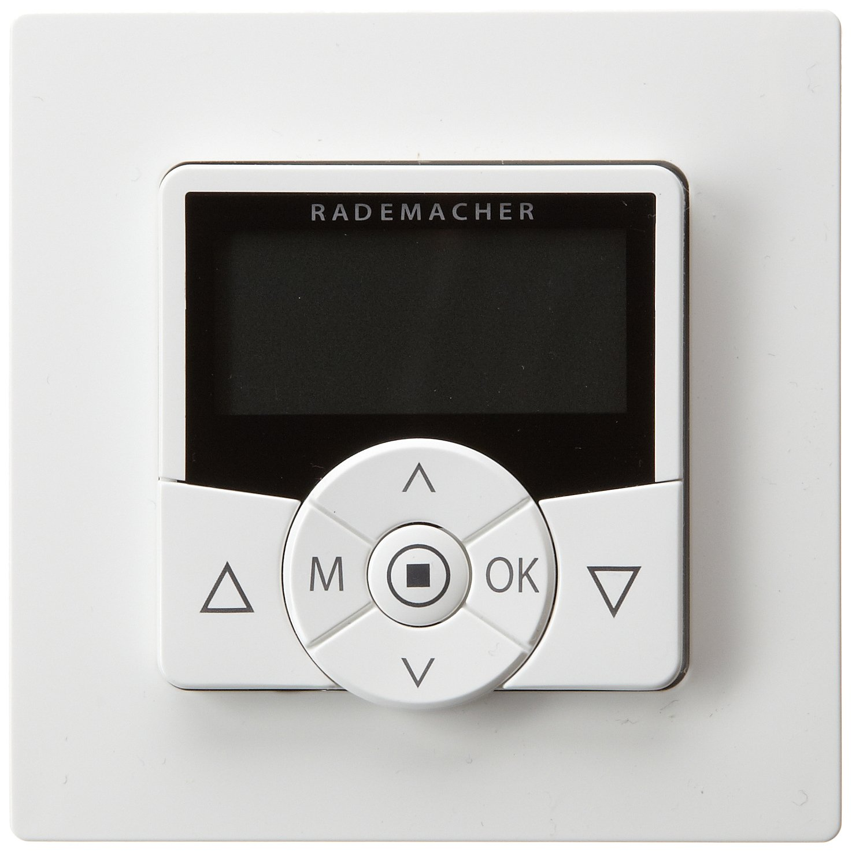 Rademacher Troll Standard inklusive Rahmen, ultraweiß, 36500312 ...