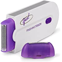 Yes! Finishing Touch – la depiladora eléctrica inalámbrica original sin dolor con tecnología Sensa Light!