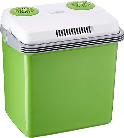Severin KB 2923 2923-Nevera eléctrica portatil con Cable USB, verde, 28 L