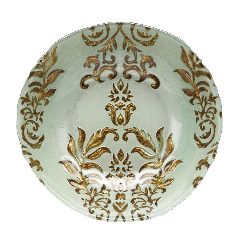 配送員設置 赤ザクロ4943 Set – B0776ZKH1Q 6ダマスクSide Bowls Set 6ダマスクSide/ 4 7.5インチ、ターコイズ/ゴールド B0776ZKH1Q, ペット用品販売ワンサプ:28c57016 --- a0267596.xsph.ru