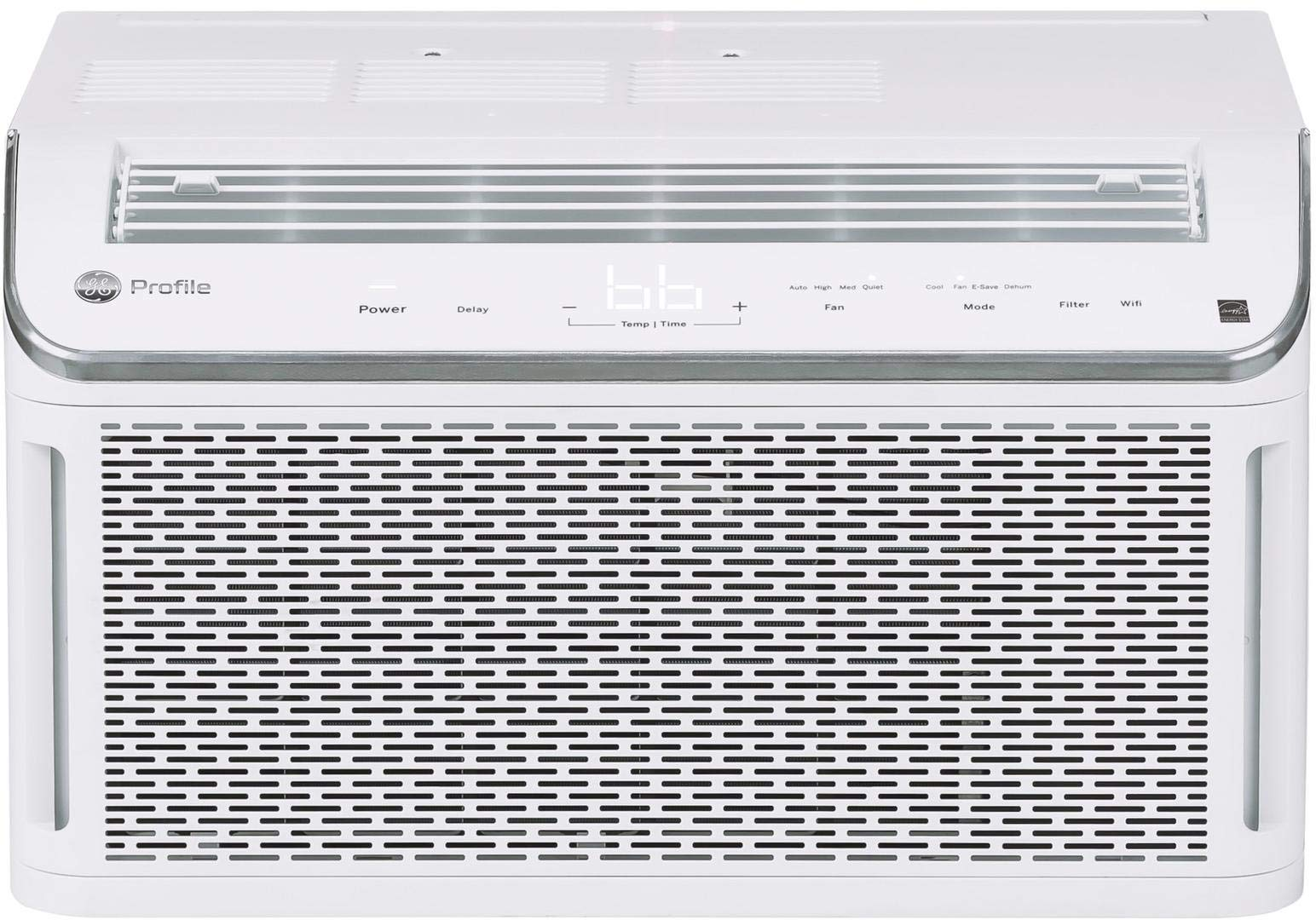 GE Profile PHC06LY 22'' Window Air Conditioner Energy Star 6,150 BTU 115-Volt with WiFi and Remote control in White by GE
