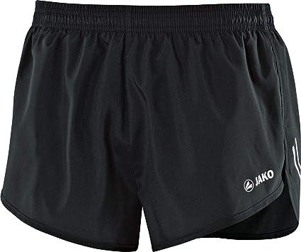 Jako Short Sprinter Short Speed - Pantalones cortos de running para hombre, color negro,