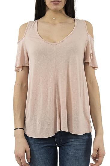 c3dde346977 Superdry Boho Off Shoulder Top S Dst Pink: Amazon.co.uk: Clothing