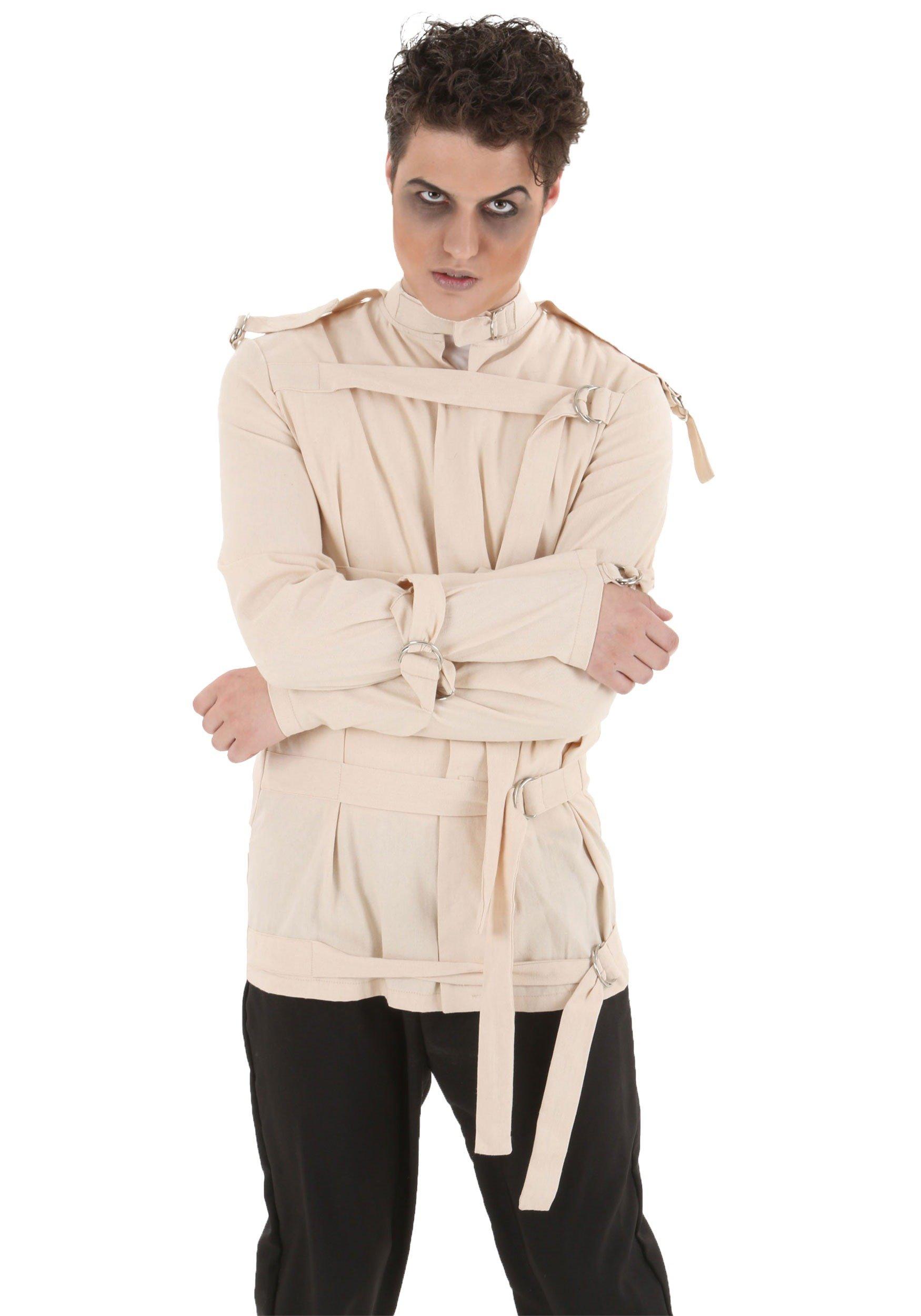 FunCostumes Plus Straight Jacket - 2X