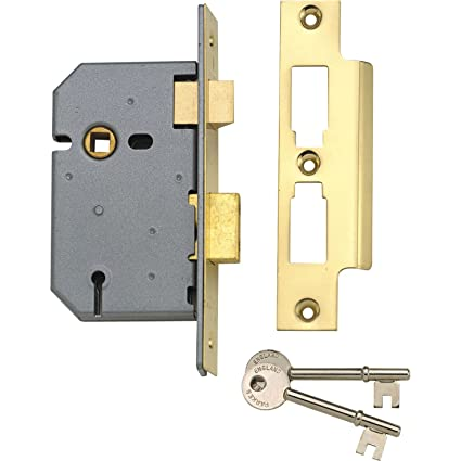 Advanced Yale Locks (UK spec) cerradura empotrable PM320 3 puntos 67 mm/6