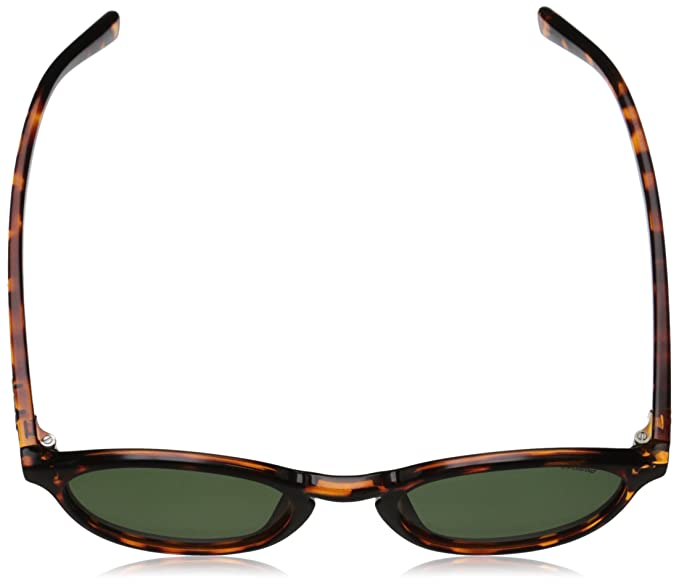 Amazon.com: Polaroid Sunglasses Womens Pld1013s Round, Havana & Green Polarized, 50 mm: Clothing
