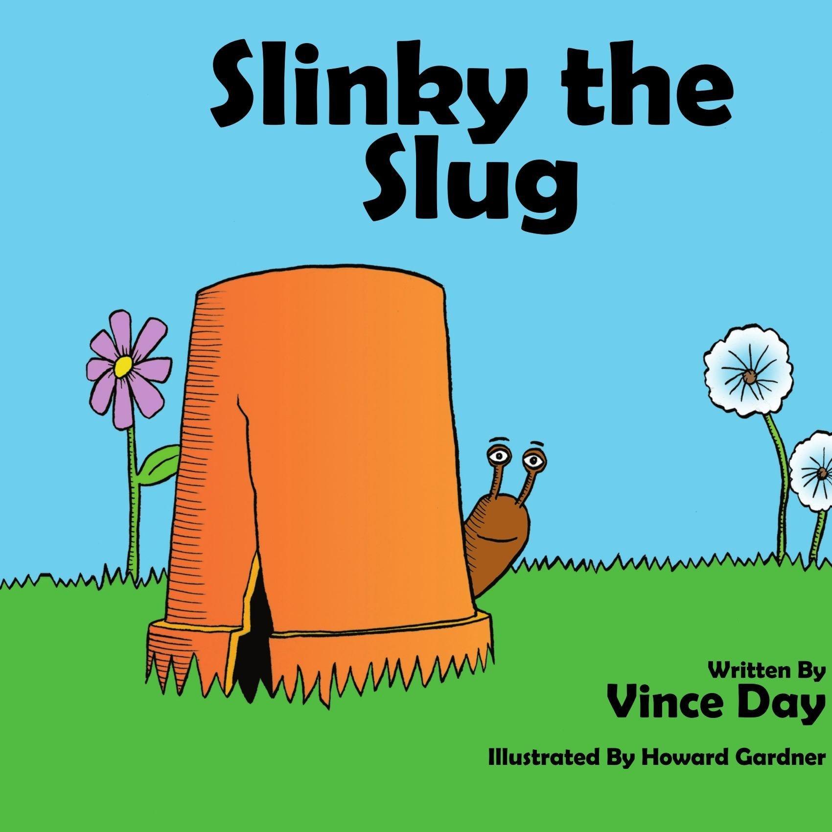 Read Online Slinky the Slug pdf epub