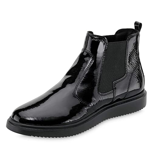pretty nice where can i buy look good shoes sale Geox SP Women's Boots Black Size: 8.5 UK: Amazon.co.uk ...