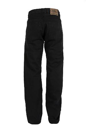 Turin Black Kevlar Jeans: Amazon.es: Deportes y aire libre