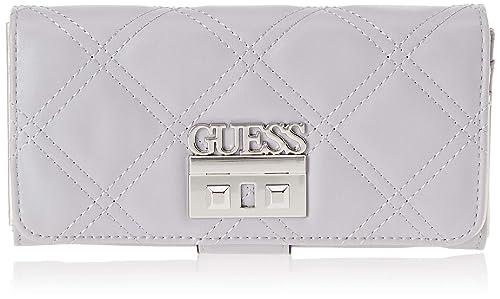Guess Guess Status, Women's Wallet, Grey (CloudCld